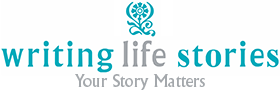Writing Life Stories Retina Logo